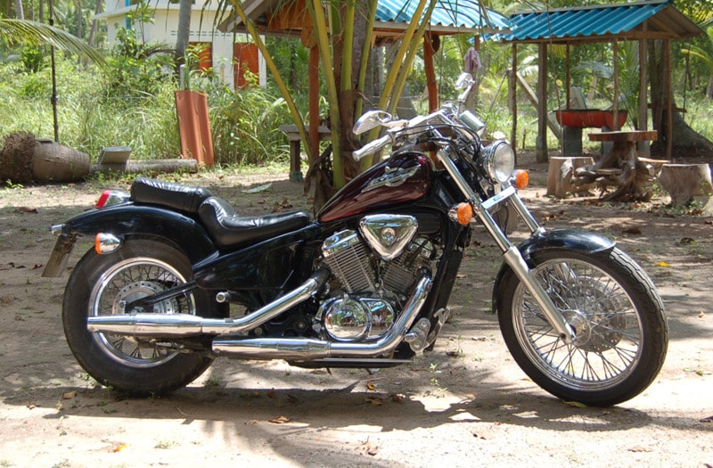 Chopper Honda Steed 400