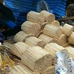 Essstäbchenherstellung in Thailand